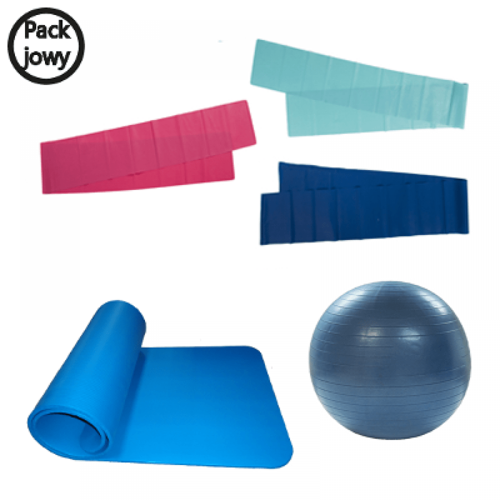 Pack fitness suelo