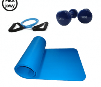 Pack fitness home