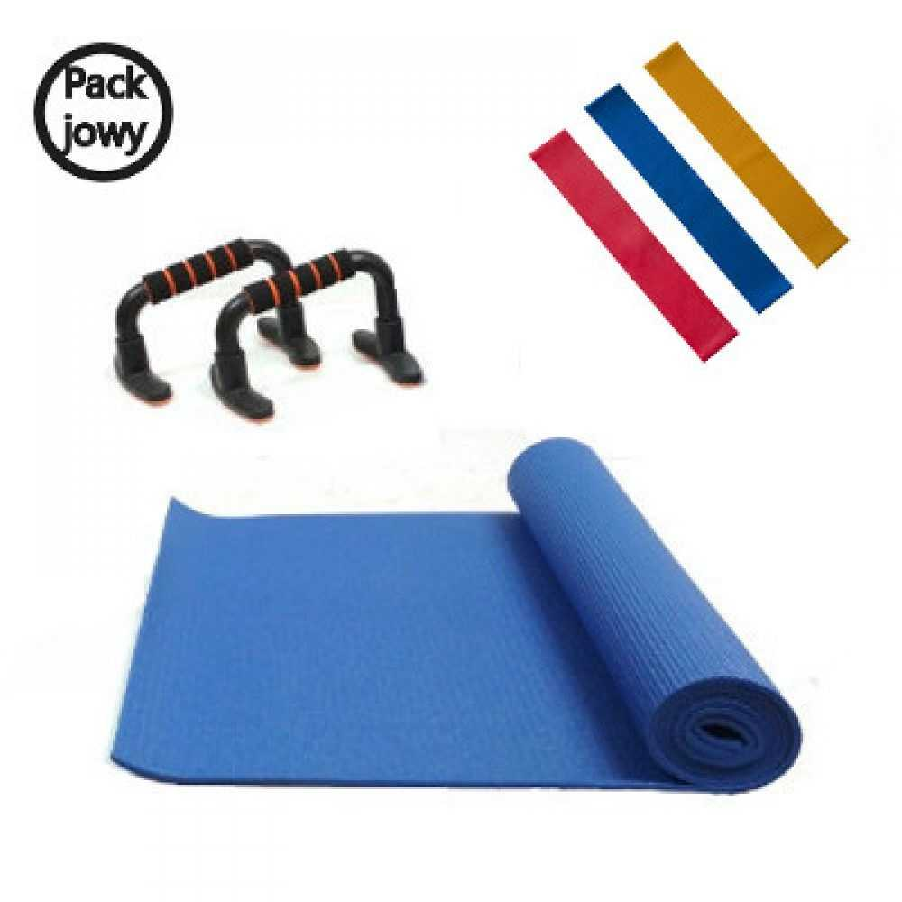 pack jowy basic fit azul