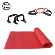 pack jowy basic fit rojo